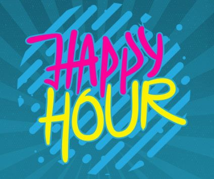 2. Happy Hours